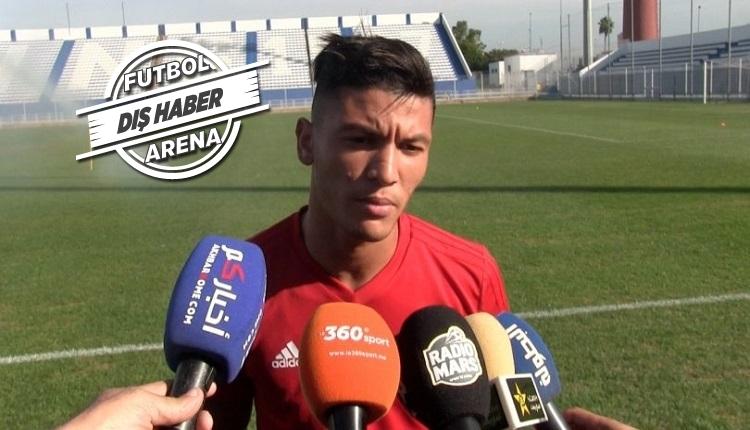 Galatasaray ve Fenerbahçe'nin Achraf Dari transfer yarışı