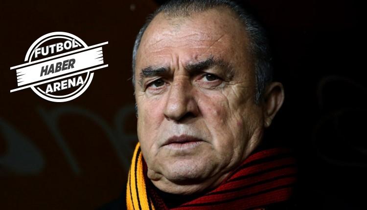 Galatasaray'da Fatih Terim'e tarihi çağrı!