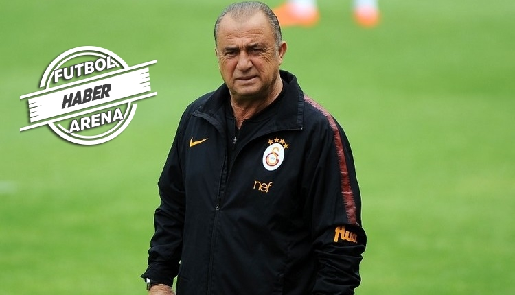 Galatasaray'da Fatih Terim'in