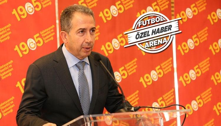 Galatasaray'da flaş başkan adayı Metin Öztürk