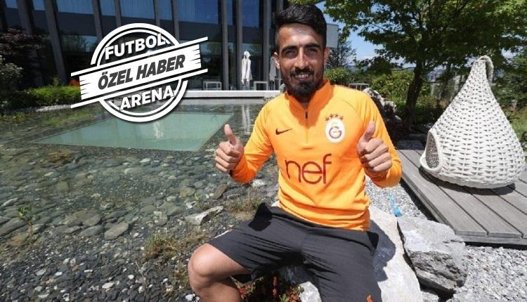 Galatasaray'da Muğdat Çelik ile yollar ayrıldı