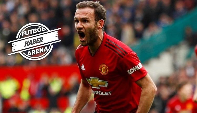 Transfer Haberleri: Galatasaray'dan Juan Mata kararı! Transferde sürpriz gelişme
