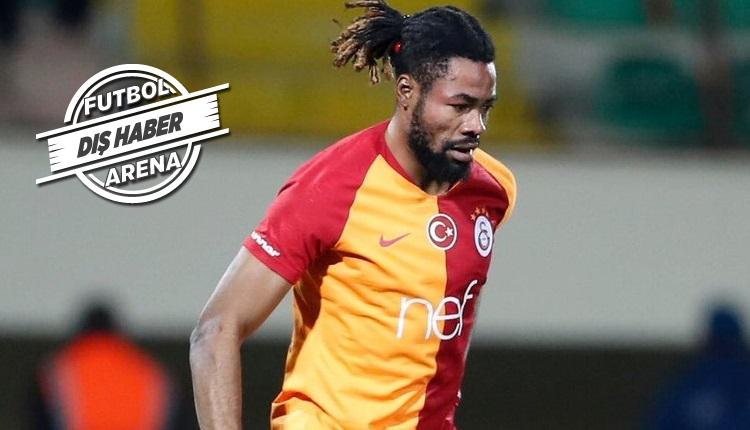 Galatasaray'dan Luyindama hamlesi! Bonservisi alındı