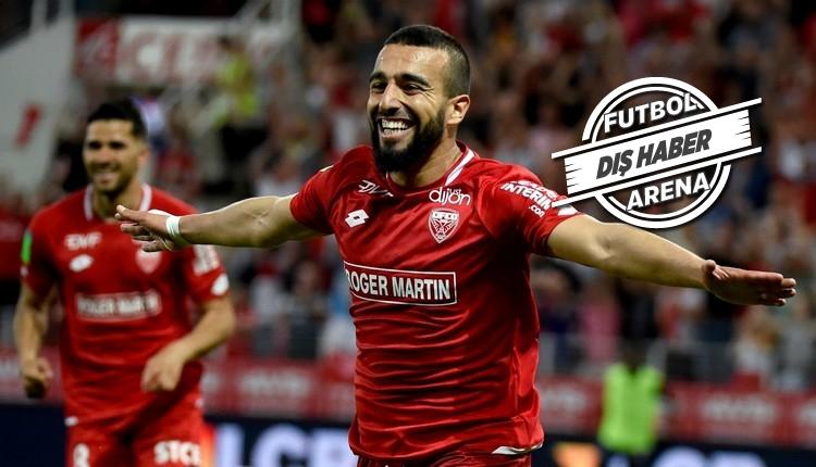 Galatasaray'dan Naim Sliti için Belhanda kararı