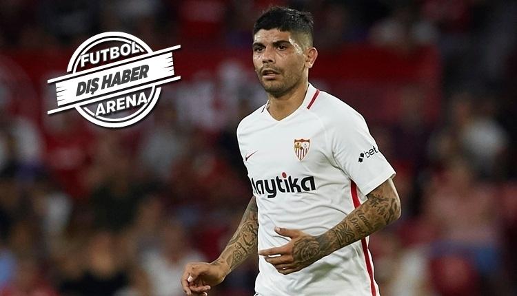 Galatasaray'ın gözdesi Banega için Sevilla'dan açıklama