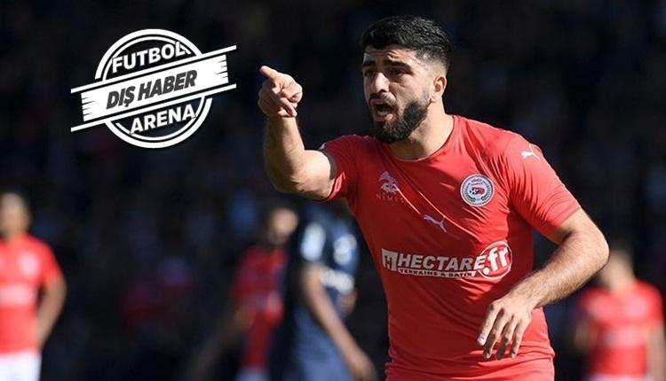 Galatasaray'ın gözdesi Umut Bozok imzayı atıyor