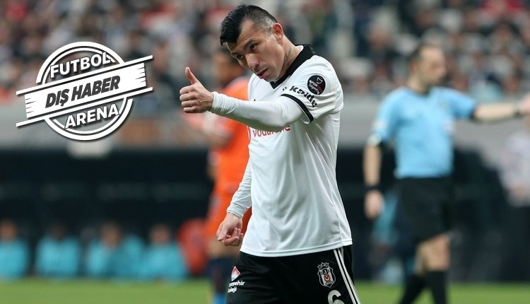Beşiktaş Transfer Haberleri: Gary Medel ayrılık kararı verdi! Boca Juniors açıklaması