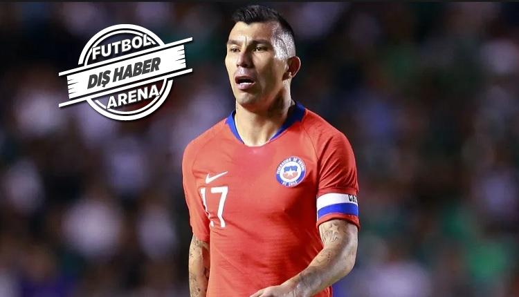 Gary Medel Copa America'da sakatlandı! Sağlık durumuyla ilgili açıklama
