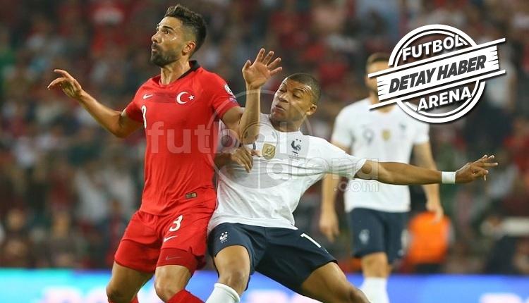 Hasan Ali Kaldırım, Mbappe'yi sahadan sildi