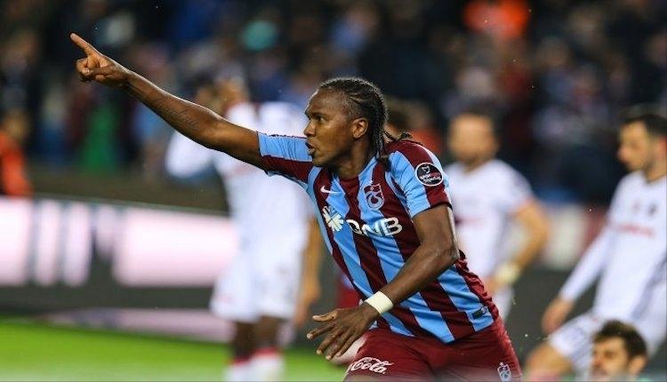 Denizlispor'da Hugo Rodallega transferi karmaşası