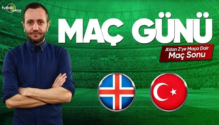 İzlanda 2-1 Türkiye maç özeti ve golleri | CANLI