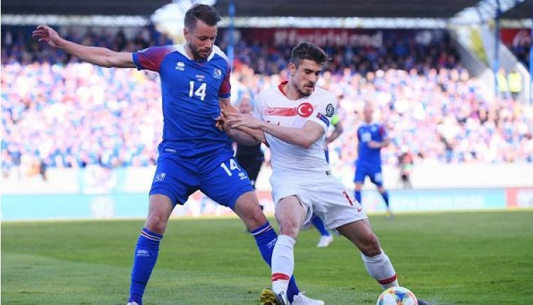İzlanda 2-1 Türkiye maç özeti ve golleri (İZLE)