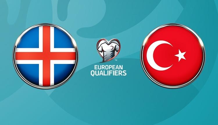 İzlanda - Türkiye TRT 1 canlı izle (İzlanda - Türkiye hangi kanalda?)