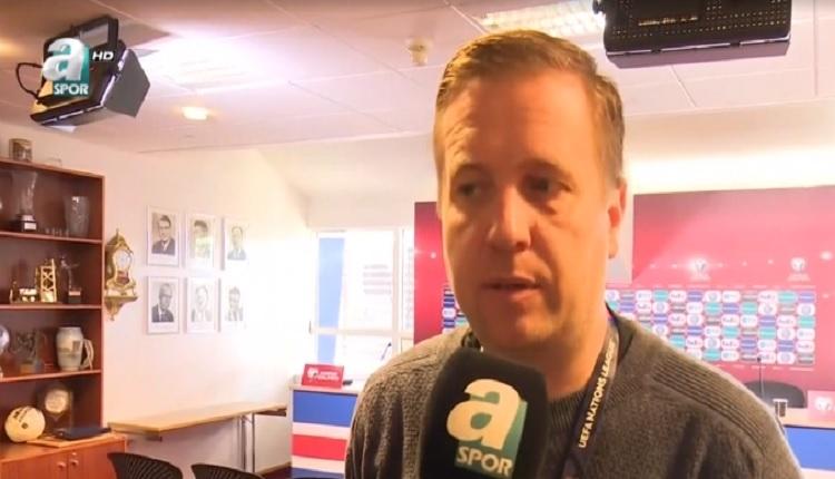 İzlandalı gazeteci: Türk Milli takımı saygıyı hak ediyor