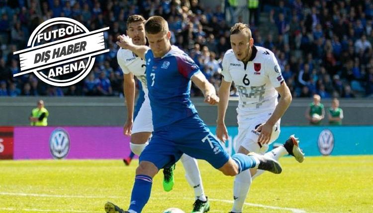 İzlanda'ya Türkiye maçı öncesi sakatlık şoku!