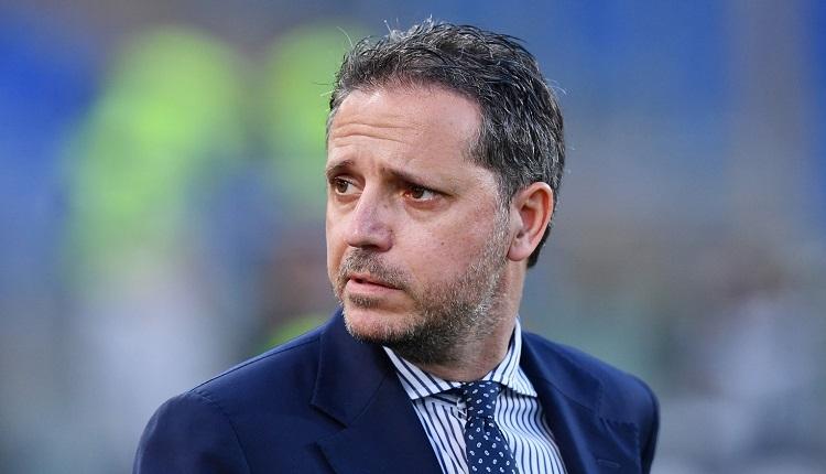 Juventus Sportif Direktörü Türkiye - Fransa maçında