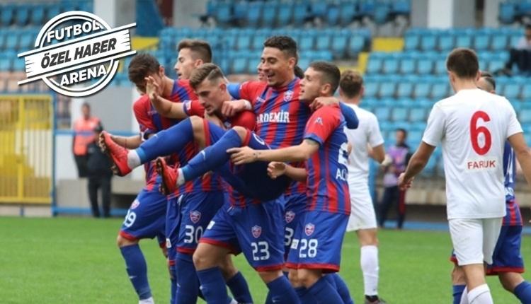 Karabüksporlu Fatih Tultak için 5 Fransız kulübünden transfer teklifi