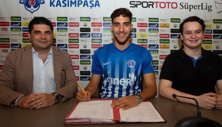 Kasımpaşa'dan savunmaya Jorge Filipe Oliveira Fernandes transferi