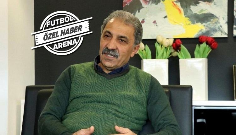 Kayserispor Başkanı Erol Bedir, FutbolArena'ya açıkladı