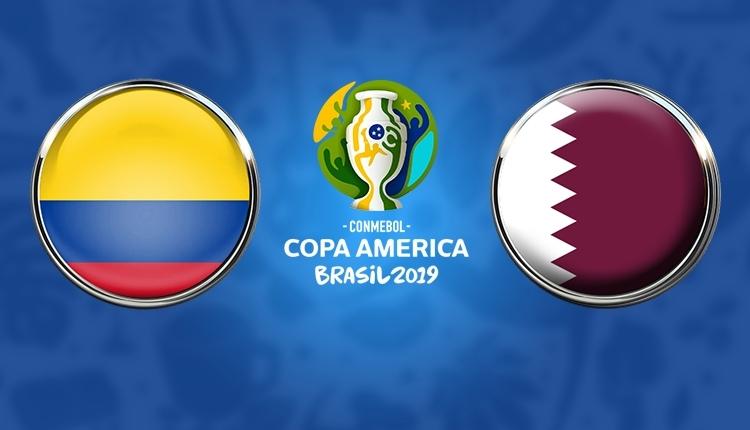 Kolombiya - Katar canlı, şifresiz izle (TRT Spor izle)