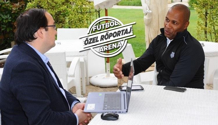 Les Ferdinand, FutbolArena'ya konuştu