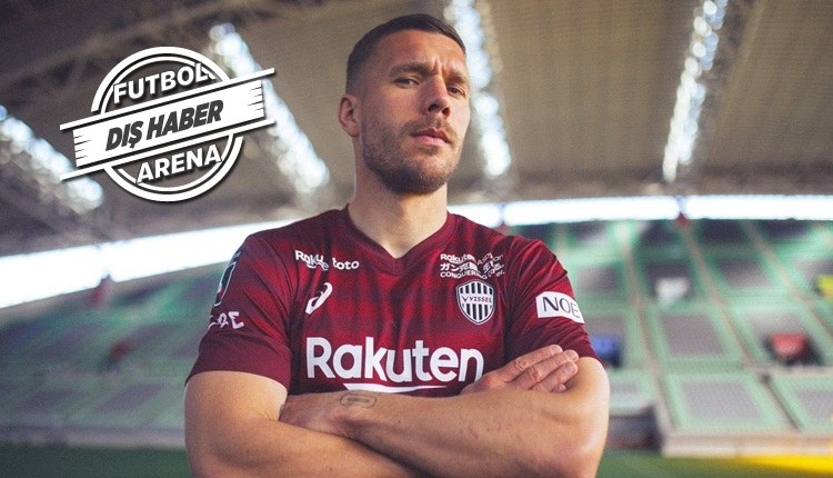 Lukas Podolski'nin yeni adresi ortaya çıktı! Transfer oluyor