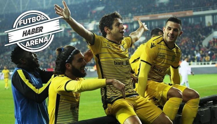 Malatyaspor'dan transferde Kamara ve Guilherme hamlesi