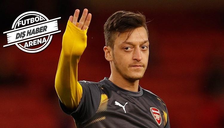 Mesut Özil için Emery'nin kararı: 'Takımdan gönderin!'