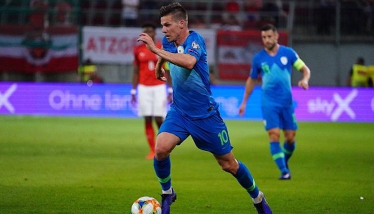 Miha Zajc'ın golü izle (Miha Zajc milli takımda attığı gol İZLE)