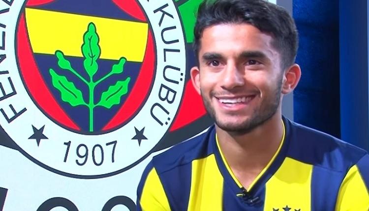Murat Sağlam'ın ilk sözleri: 'Fenerbahçe benim çocukluk hayalim.'