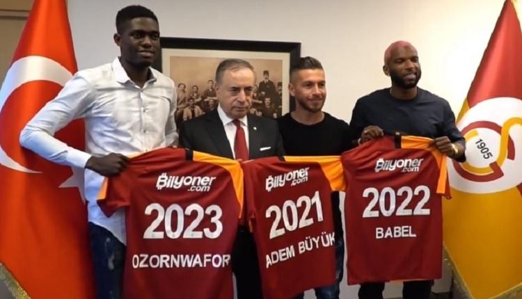 Mustafa Cengiz'den Galatasaray'da transfer açıklaması