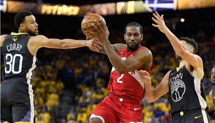 NBA'de Golden State - Toronto Raptors finaline iddaa TEK MAÇ fırsatı
