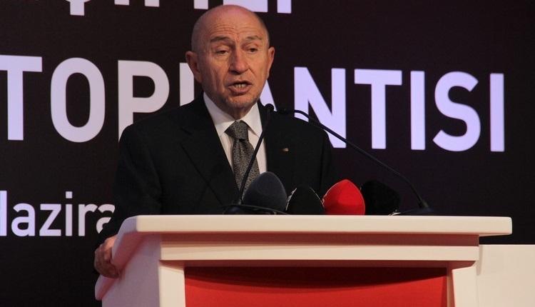 Nihat Özdemir, TFF'nin yeni başkanı seçildi