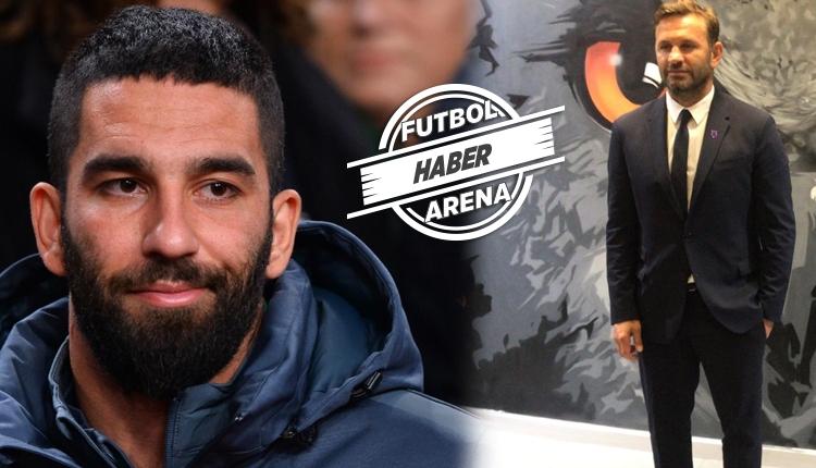 Okan Buruk'tan FutbolArena'ya Arda Turan yanıtı