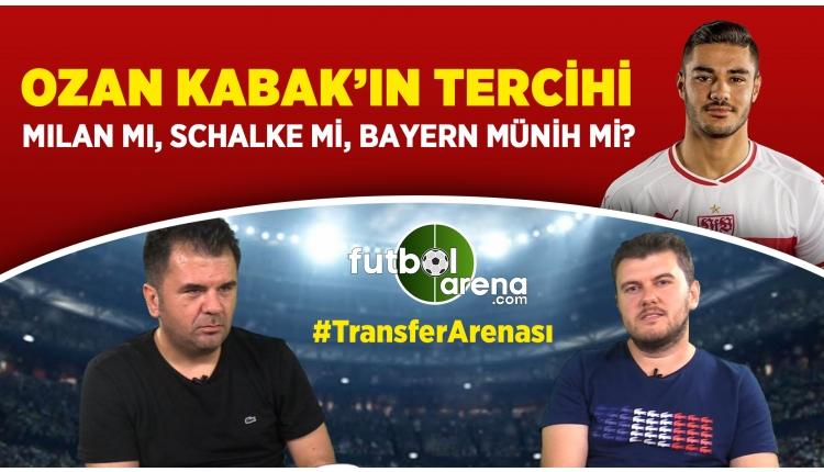 Ozan Kabak hangi takım transfer olmalı? Orhan Uluca ve Sinan Yılmaz yorumladı