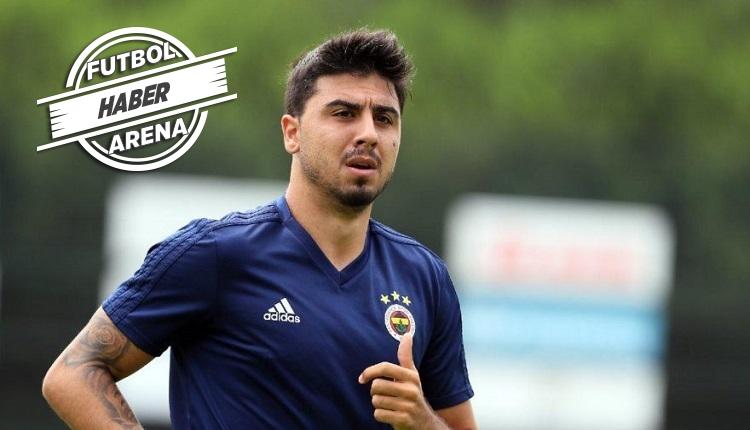 Ozan Tufan için Fenerbahçe'ye 3 milyon euro