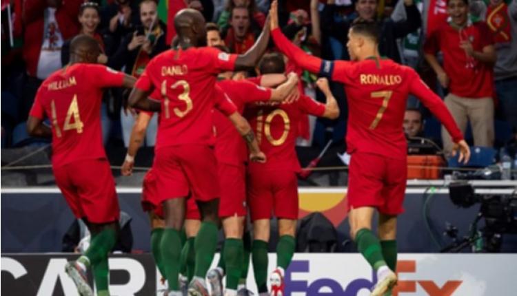 Portekiz 1-0 Hollanda maç özeti (İZLE)