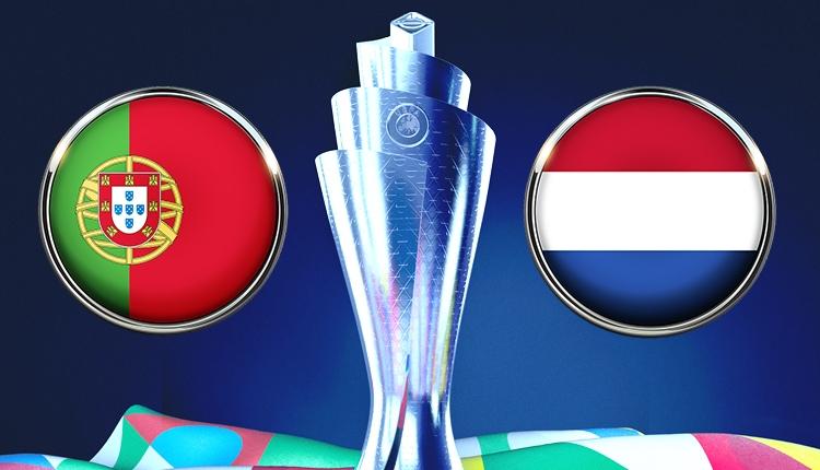 Portekiz - Hollanda final maçı saat kaçta, hangi kanalda? Muhtemel 11'ler
