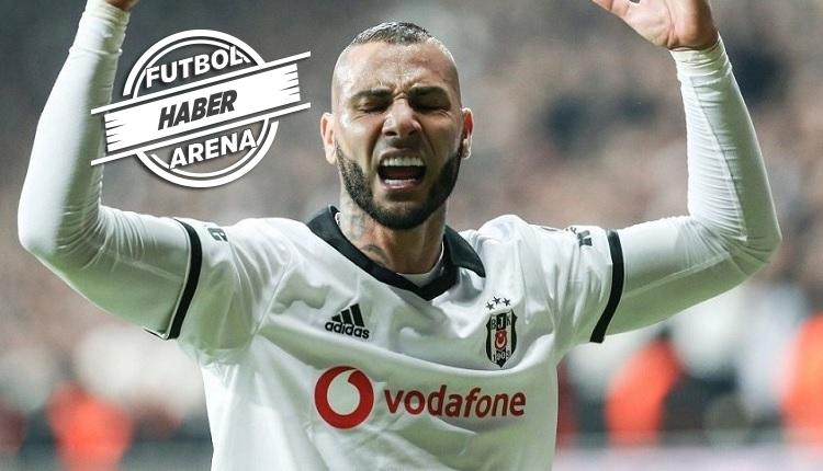 Quaresma'dan Beşiktaş kulübüne ihtar! Şok gelişme