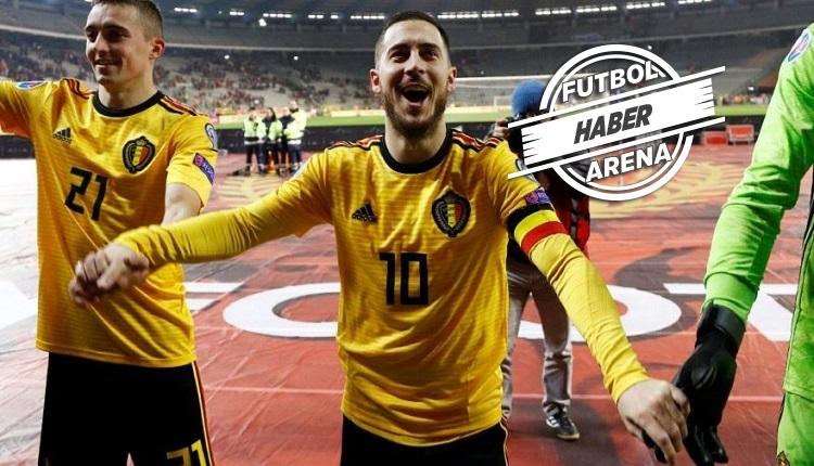 Real Madrid Hazard transferini açıkladı! İşte bonservis bedeli