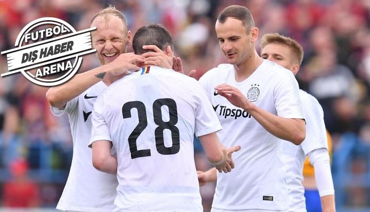 Semih Kaya'dan Galatasaray'a veda! Sparta Prag'a döndü