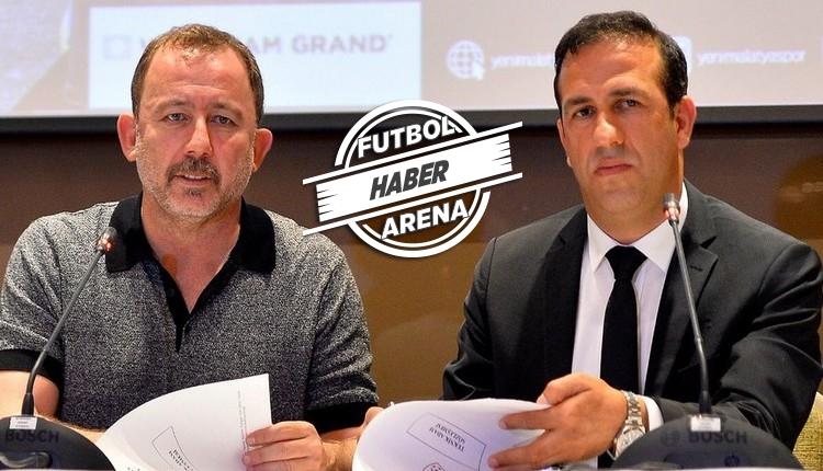 Sergen Yalçın, Malatyaspor ile imzaladı!