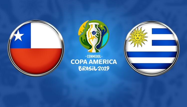 Şili - Uruguay, Copa America maçı İddaa tahmini