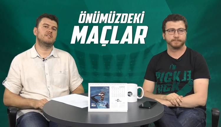 Sinan Yılmaz ile Uğur Karakullukçu'den Fenerbahçe gündemi