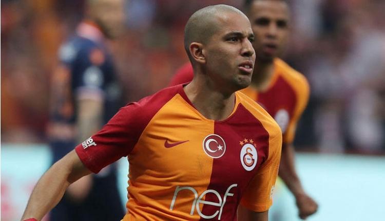 Sofiane Feghouli, Galatasaray'dan ayrılacak mı?