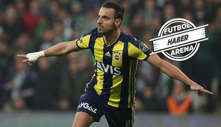 Soldado, Fenerbahçe'ye veda etti! 'Buraya kadarmış'