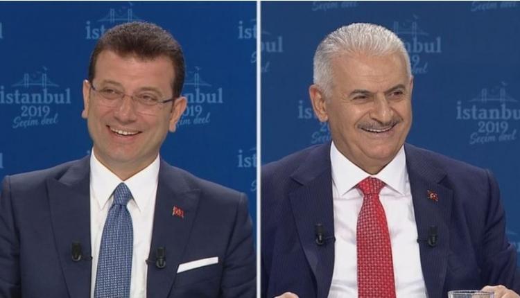 Son dakika İstanbul seçim sonuçları (23 Haziran Ekrem İmamoğlu Binali Yıldırım seçim sonuçları)