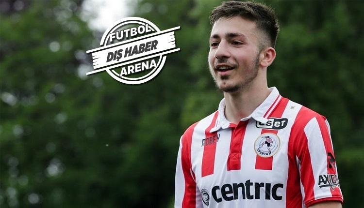 Sparta'dan Trabzonspor'a Halil Dervişoğlu için cevap