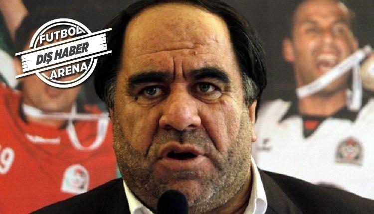 Tacizci Federasyon Başkanı ömür boyu futboldan men edildi