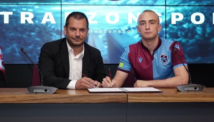 Trabzonspor, Doğan Erdoğan transferini açıkladı! Bonservis bedeli